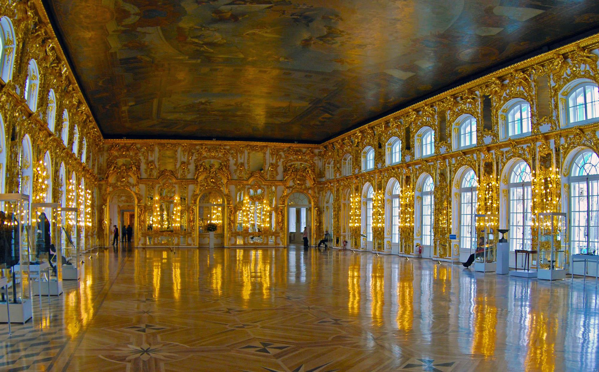 екатерининский зал фото малый зал