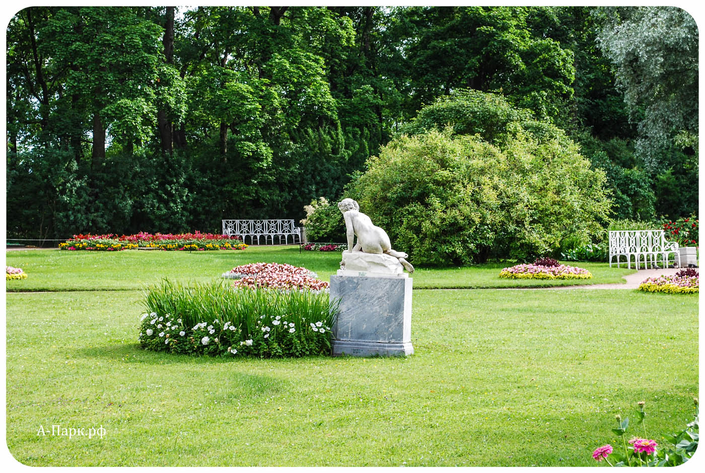Jardin priv tsarskoie selo palais et parc catherine for Catherine de jardin